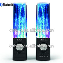 2013 Best Outdoor Wireless Bluetooth Fountain Speaker with USB and Power Supply