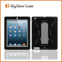2015 Hot seliing shockproof tablet case for ipad 2 3 4
