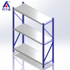 China Manufacturer Low Price Metal Shelving
