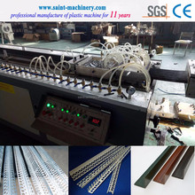 Plastic PVC angle and panel corner bead Making Machine