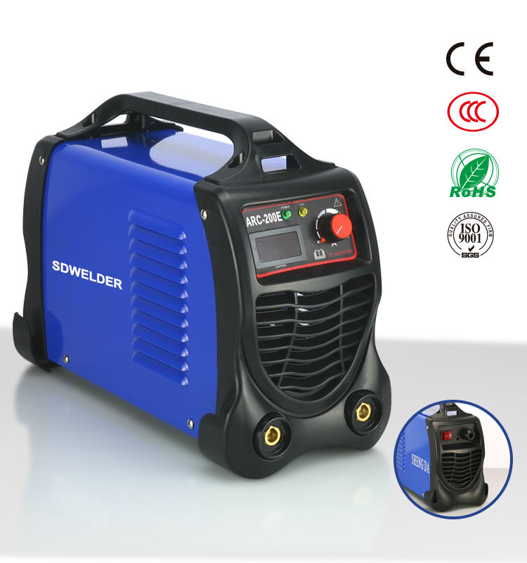 ARC 200E IGBT inverter DC arc welder