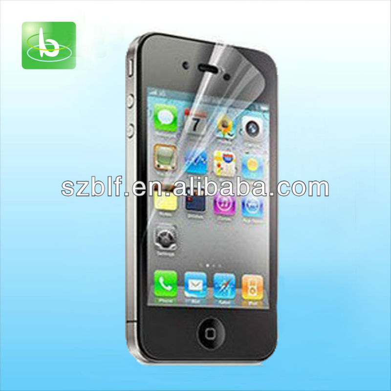 high quality clear screen guard for iphone 3g