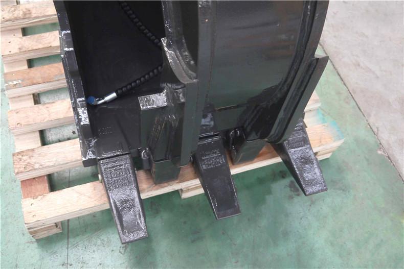 PC120 grab bucket-8