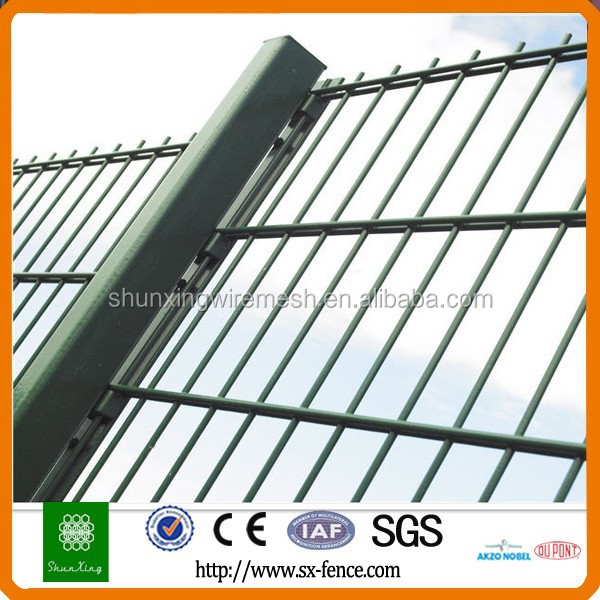 Cheap double hog wire fence panel