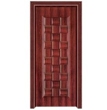 New Condition and China Made interior steel wooden door