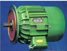 electric motor price with reduction gear ZDY23-4 T 3.0KW crane motor