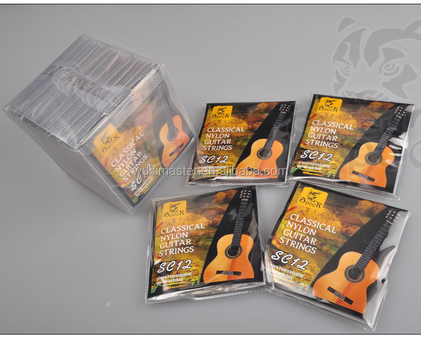 Wholesale Nylon Core Similar Alice Classical Guitar Strings