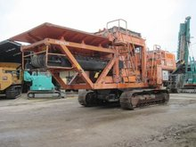 Used Mobile Soil Improver HItachi SRG2000<SOLD OUT>