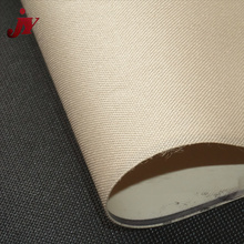 Factory Wholesale 600D PVC Backing White Polyester Fabric