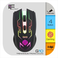 Wired Optical Game Gift Mouse G10