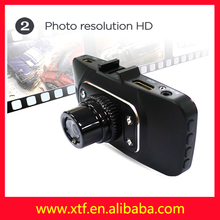 "2.7 ""LCD wide-angle DVR h 264 reset password racing car cameras"