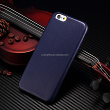 For iPhone 6s Leather Cover Case , Ultra Thin PU Leather Back Cover Case for Apple iPhone 6s 4.7 inch