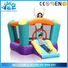 0.55mm PVC Beagle Belly Bouncer Inflatable