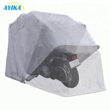 Bike Sportbike Sun Rain Protection Waterproof Oxford 600D Motorcycle Tent