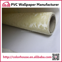 Luxury embossed textured wallpaper non-woven decal wall paper rolls for home