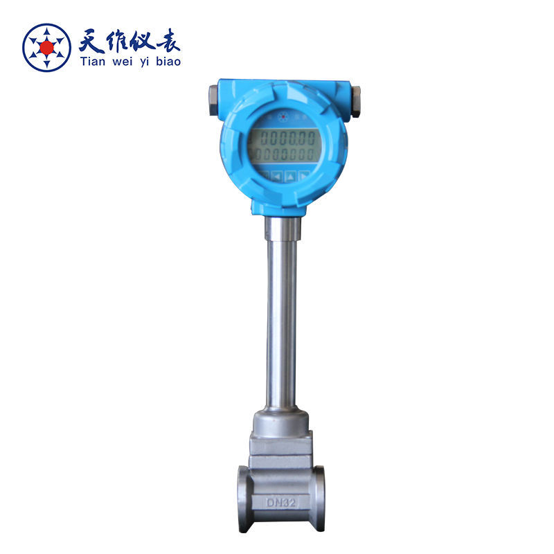 LPG measuring instrument/gas flow meter