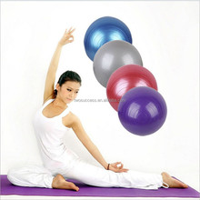 wholesale anti burst exercise soft 45cm slimming Fitness gym yoga ball