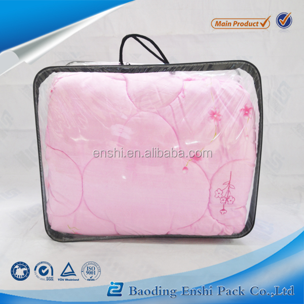 PVC Soft Film Case/PVC Soft Film Bag/PVC Clear Plastic Rolls