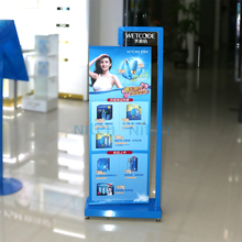 Types of rotating advertising boards display stand