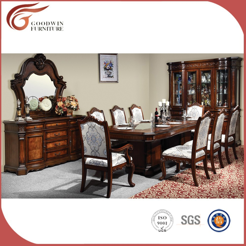 8 Seater Dining TableDubai Tables And Chairs Wa140