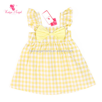 summer child clothes girl celebrity dress baby cotton frocks designs