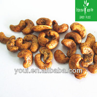 Hot Sale Black Pepper Flavor Roasted Cashews
