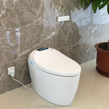 CHINA wholesale intelligent one piece smart toilet