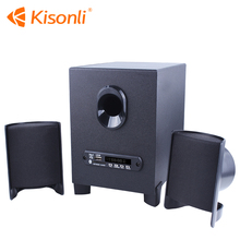 Creative Home Theatre Multimedia Laptop Stereo With Subwoofer Speakers 2.1 Speaker System