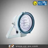IECEx&ATEX Certified Zone 1 Explosion Proof LED30W/45W/60W Light Fittings