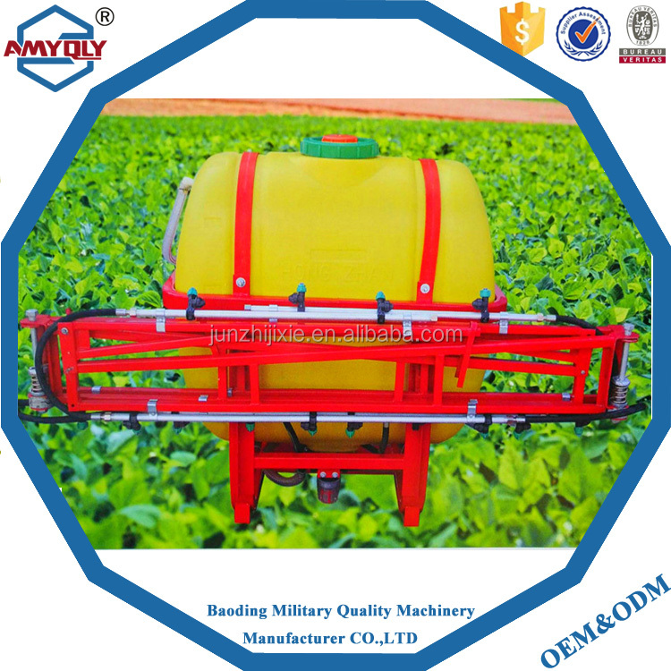 Agriculture spray machine 3 point linkage mounted agricultural tractor boom sprayer