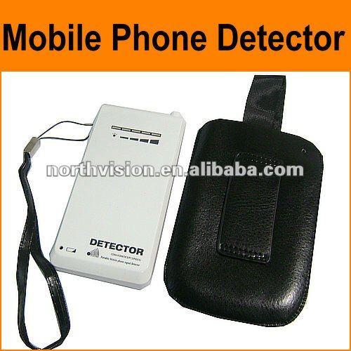 Fashionable Inner omni antenna portable mobile phone signal detector with earphone