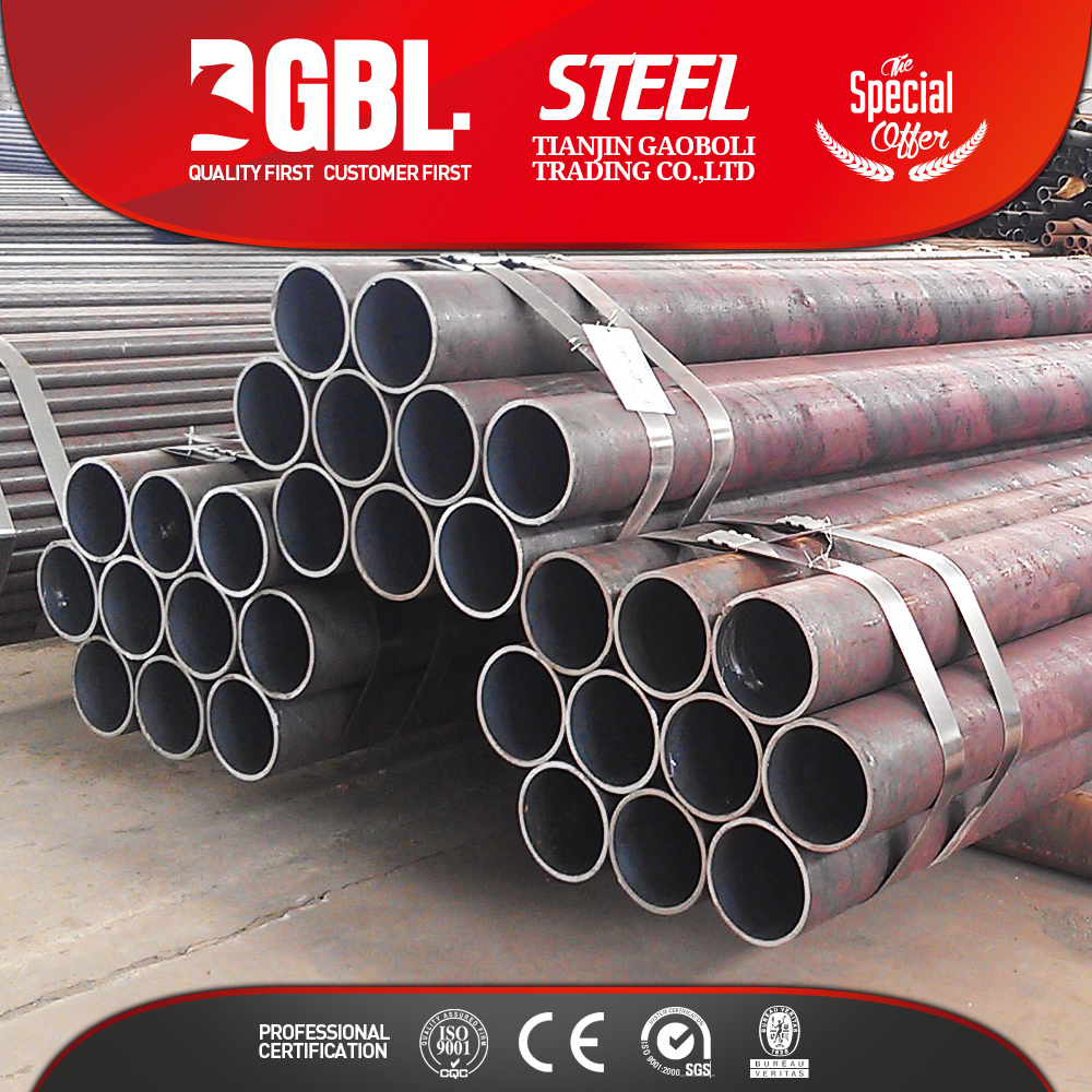 The lowest price astm a106 seamless beveled ends pipe