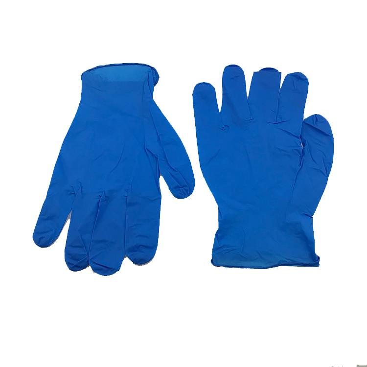 Fda nitrile coated disposable medical check work chemical resistant chemical <strong>gloves</strong> manufacturer