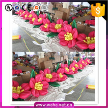 wedding stage decorations beautiful inflatable flower chain string