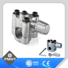 "BPV311 1/4"",5/16"",3/8"" Zinc Alloy tap piercing valve / mini needle valve /air conditioner valve"