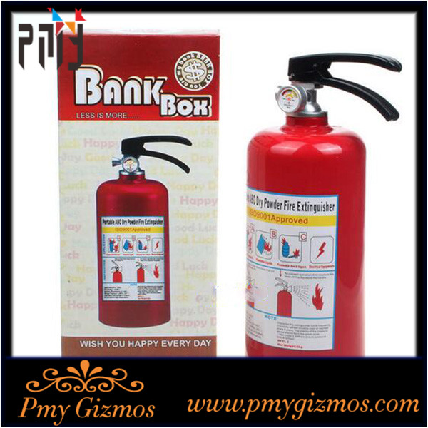 Kids plastic piggy bank atm machine toy atm bank fire extinguisher simulator bank atm safely toys
