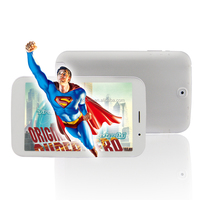 Hot uses sim card 7 inch A31S quad core android 4.4 free games naked eye cheap tablet glass