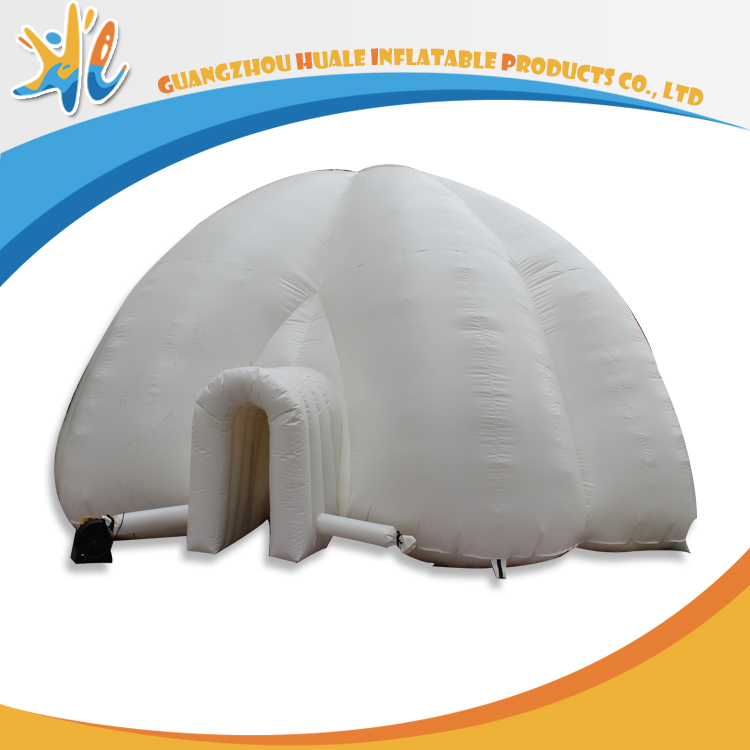 Best Selling Commerical Grade Air Tight Pneumatic Tent