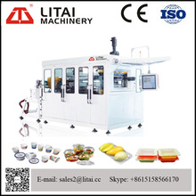 High quality Disposable glass cup forming machine