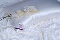 wholesale satin pillow case,silk envelope pillowcase made in china(20*30'')
