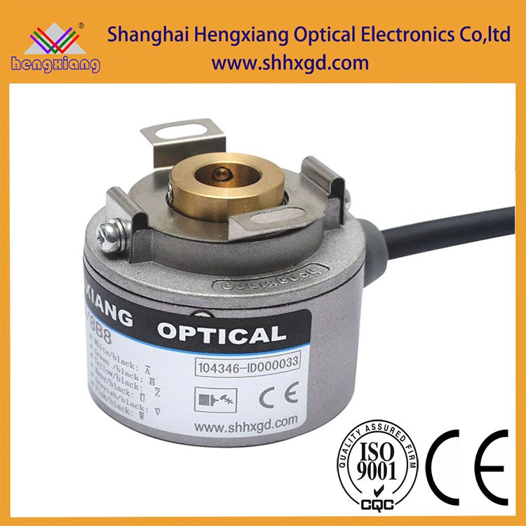 Servo DC Motor Encoder,Hollow Shaft Encoder,Hollow Shaft Encoder Servo DC Motor