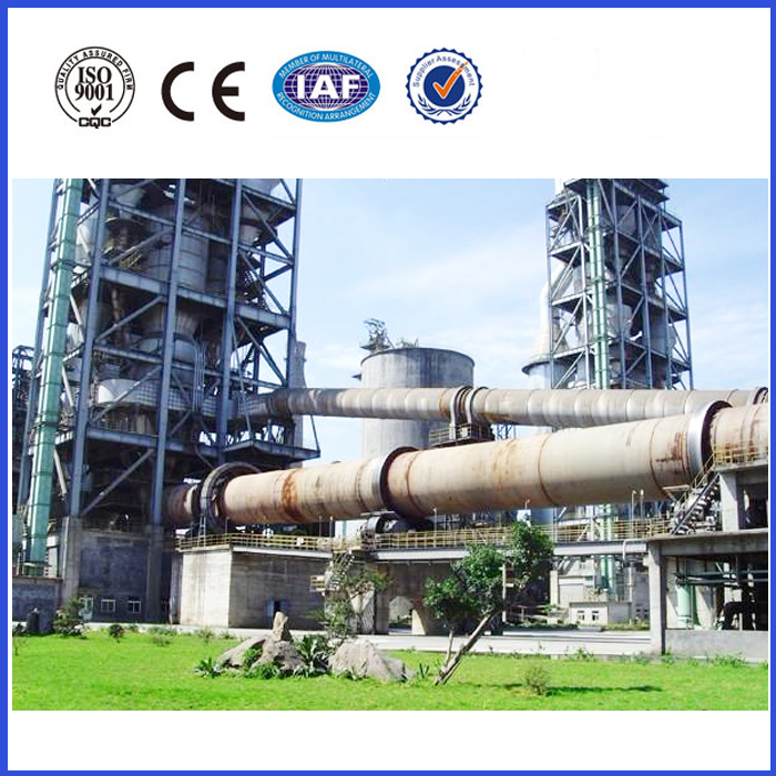 Professional high efficiency refractory cement rotary kiln for sale