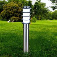 110V 220V 12V 24V 60cm 80cm IP54 IP65 outdoor waterproof corridor lawn light porch path post light lamp pillar LED bollard light