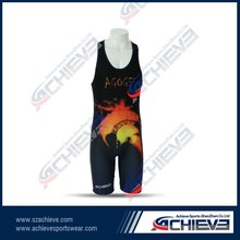 Wholesale fitness wrestling equipment wrestling singlet