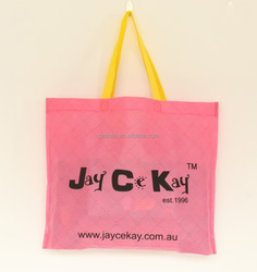 Wholesale Customized Non Woven Tote Bag Recycled Shopping Bag Foldable