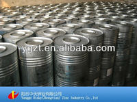 2015 Hot Sale Supplier of zinc chloride 98% used in hot galvanization industry