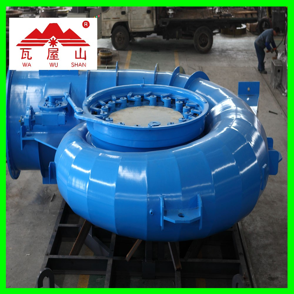 2500kw hydro turbine generator for power plant EPC project