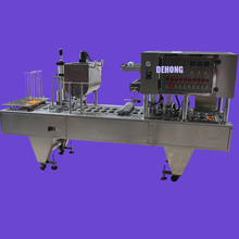 jelly cup sealing machine