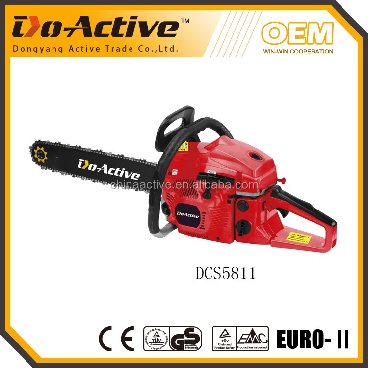 Gas Chain SawsHigh QualityChain Saw 5800