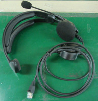 headsets earpieces earphone HRE- 5052 for two way radio